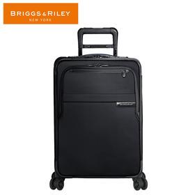 BRIGGS&RILEY22寸魔力扩展大空间拉杆箱万向轮静音商务/OL旅行箱