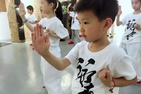 """课程报名   孩子""""文武全才""""是一种什么样的体验?跟着大师学咏春拳"""