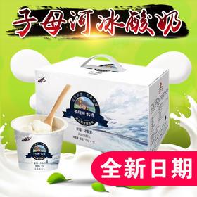 【南海网微商城】新疆子母河传奇酸奶 源自俄罗斯风味 一箱12杯包邮