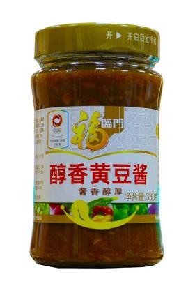 福临门醇香黄豆酱750g