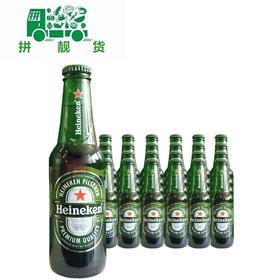 喜力啤酒250ml*24瓶