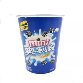 奥利奥mini小饼干55g杯装