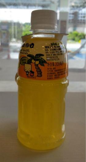 百力佳椰果小Q椰果菠萝汁饮料