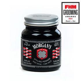 英国进口摩根斯发油 古超发泥 男士 发蜡 margon's复强 定型
