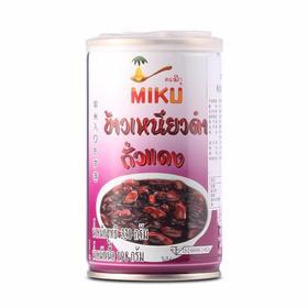 泰国MIKU 紫米红豆粥330G