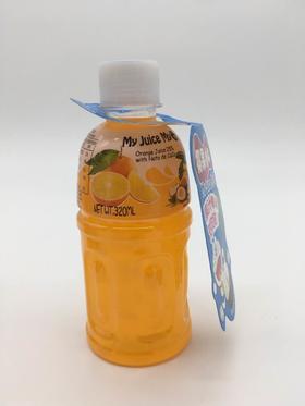百力佳椰果小Q椰果橙汁饮料