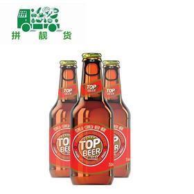 TOP拓浦啤酒250ml*24瓶