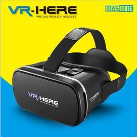 VR HERE 手机3D眼镜虚拟现实魔镜头盔智能 vr box buy