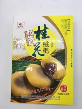 盛兴龙农家桂花糍粑300g