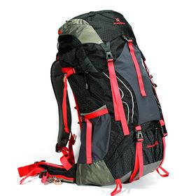 60L大容量户外登山包