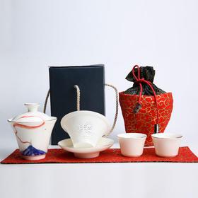 大圣归来旅行茶具