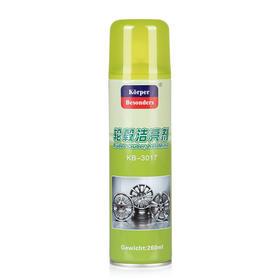 轮毂洁亮剂  汽车轮胎釉清洗剂  车用养护剂
