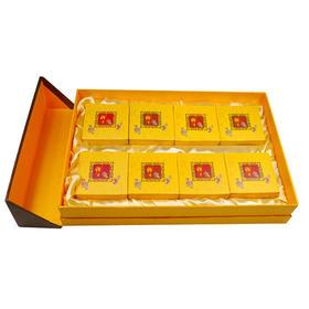 中华老字号上海玉佛寺月饼苏式精品礼盒装