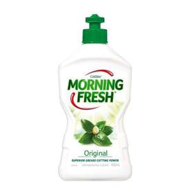 澳大利亚原装进口清新早晨超浓缩洗洁精原味型400ml家用