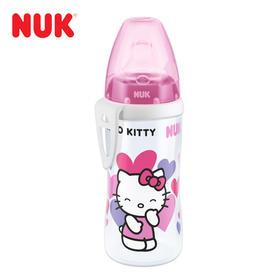 NUK德国进口 活力学饮杯Hello Kitty印花喝水杯300ml12个月以上