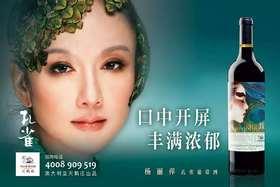 杨丽萍艺术定制孔雀酒迷你系列