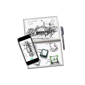 Elfinbook2.0可重复书写 智能创意笔记本