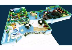 天洋城特特乐成长王国儿童乐园全场通票,不限时!98元!