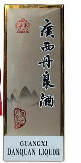 丹泉53度新酱香丹泉酒 500ML