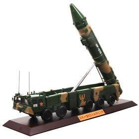 【无法拒收的快递】1:35 东风21D导弹发射车