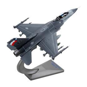 1:72  F16 仿真合金飞机模型