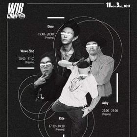 WIB5 北京 Workshop
