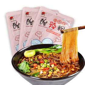 3份*258g重庆手工冲泡型酸辣粉3分钟即食