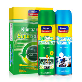 空调清洗套装  清洁套装杀菌除臭剂清洁剂泡沫