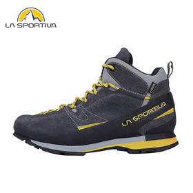LASPORTIVA 防水V底登山鞋 BOULDER X MID GTX 户外鞋