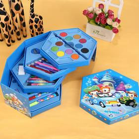 儿童绘画套装文具礼盒