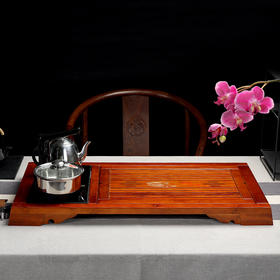遨游四海柯木茶盘(2种颜色)