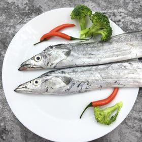 【限乌市地址!】东海野生带鱼 2-3钓带A(2kg/件)