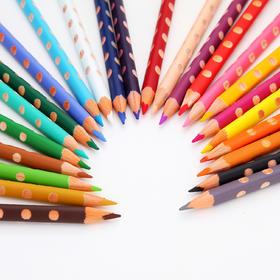 LYRA德国艺雅彩色洞洞铅笔 矫正儿童握姿