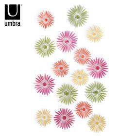 umbra欧式创意家居草原之花墙饰家庭墙面装饰美化墙贴