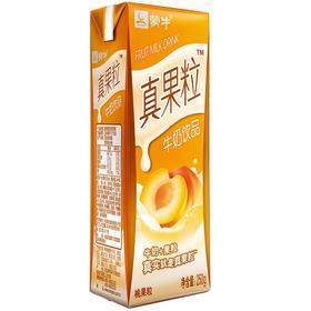 蒙牛真果粒牛奶饮品黄桃味250ml