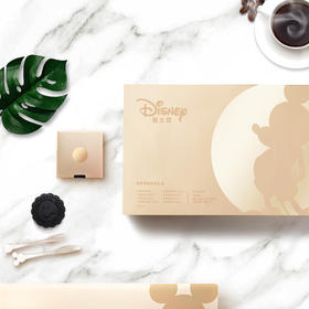 迪士尼快乐萃金月饼礼盒
