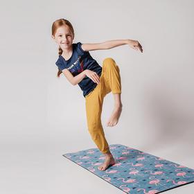 【Sugarmat】家有瑜伽宝|时尚瑜伽垫儿童系列|艺术瑜伽