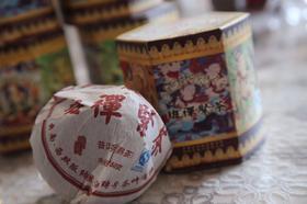 【苏喜玉出品】2008年班禅紧茶 普洱茶(熟茶)