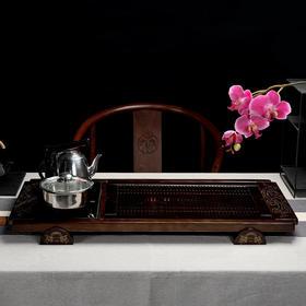 祥瑞经典柯木茶盘(三种颜色)