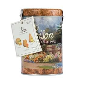 [超值特价]意大利原产 独家进口 Loison洛森世家黄油曲奇饼干 米其林餐厅推荐