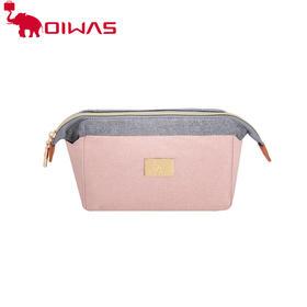 爱华仕手拿包女长款大容量钱包时尚新潮手机包简约帆布化妆手抓包OCP1333
