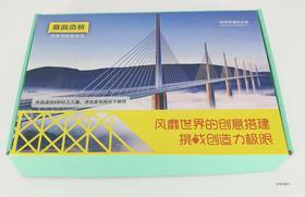 意面造桥-桥梁创意搭建