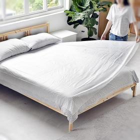 旅行一次性便携无纺布酒店隔脏床上用品   文具