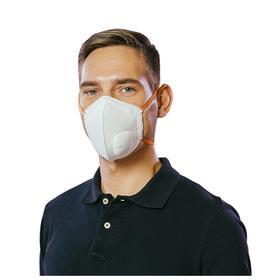 【贴合亚洲人脸型】新加坡AIR+  可调节呼吸阀口罩 清新酷爽 消除异味