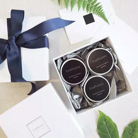 Andfunns-旅行装香氛蜡烛礼盒、家庭香氛蜡烛礼盒