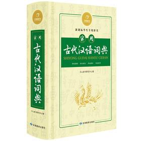实用古代汉语词典(大开本)正版最新版新课标中学生辞典 古代汉语常用字字典 中考初中高考高中