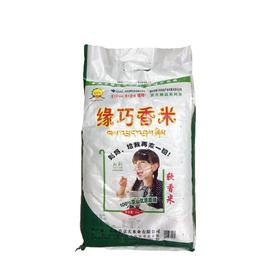 限武汉地区销售丨京山桥米新米 缘巧香软香米(非转基因)5kg/袋
