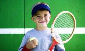 昆山论坛少儿网球队火热招募中,未来之星就是你!