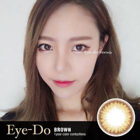 eye do  Venus维纳斯棕色 硅水凝胶款【优选】