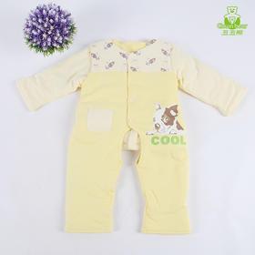 男童装秋冬款婴儿童纯棉小孩衣服宝宝冬装0-1-2岁外套3潮